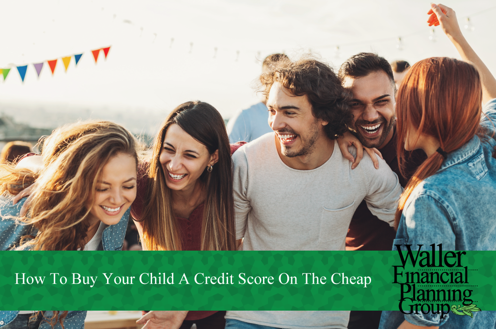 how parents can help their child grow a credit score