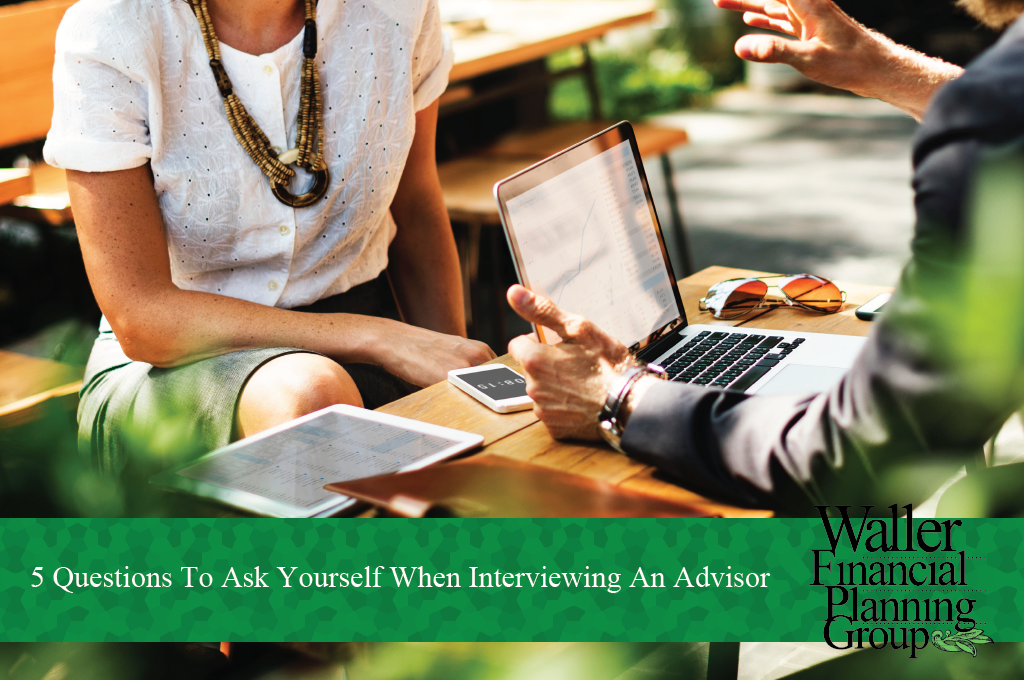 what questions to ask when hiring an advisor