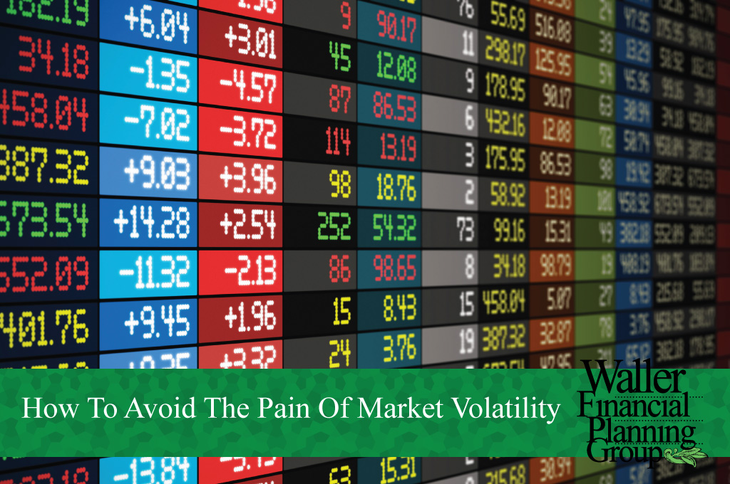 How to avoid stock market volatility