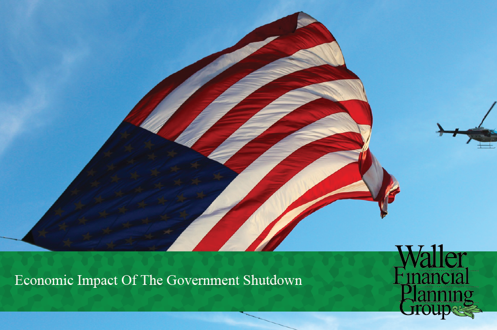 what impact is the governement shutdown having on the economy?