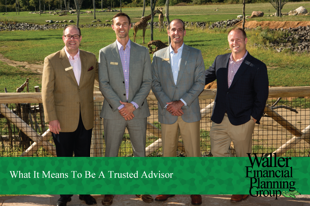Why you need a trusted advisor